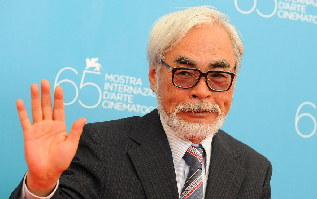 Hayao Miyazaki founder of studio ghibli documentary on Cone Magazine