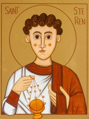 Saint Stephen Icon