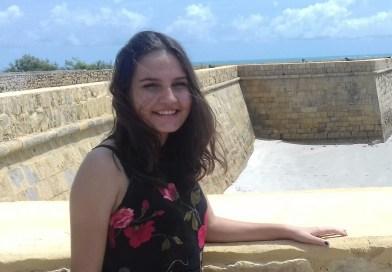 Paraibana é selecionada para programa de verão de universidade da Inglaterra