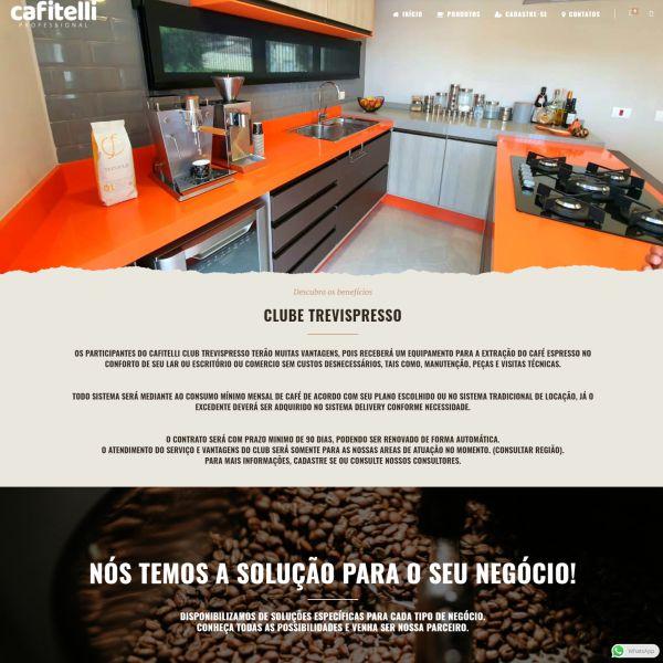 Cafitelli - Maquinas de Café