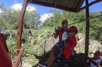 Aventura en altura Arquería y Tirolesa