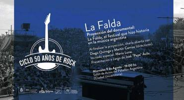 La Falda rock el documental, la historia del festival