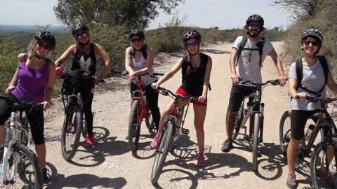 Mountain bike y trekking a la Cascada de los Hornillos