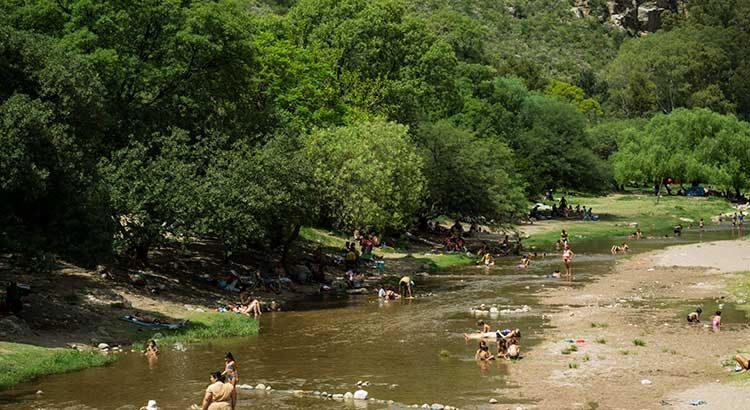 #ModoVerano con destino San Marcos Sierra