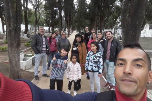 Visitas al Cementerio San Jerónimo