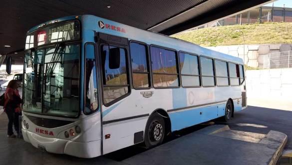 Aerobus conecta el Aeropuerto y la terminal