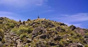 El cerro Uritorco propone una gran aventura