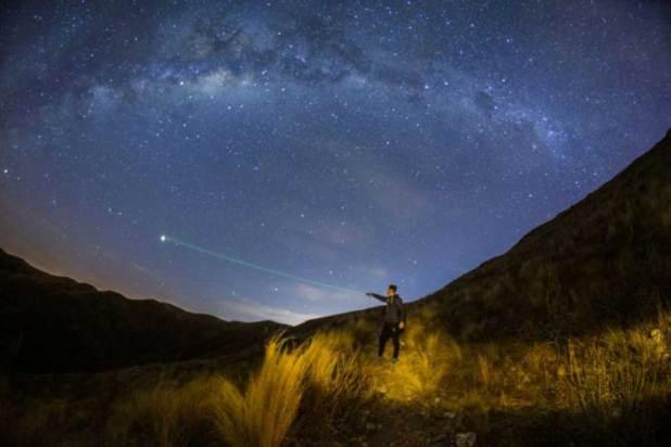 El astroturismo en alto crecimiento