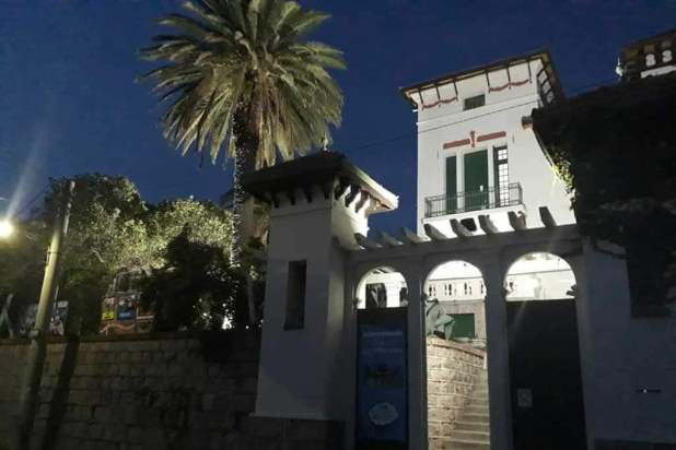 El Castillo del Cómic en Capilla del Monte