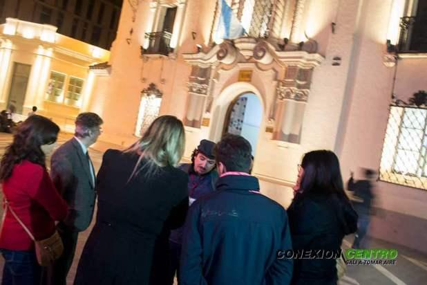 La Córdoba erótica en un recorrido nocturno