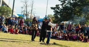 El Inti Raymi se festejo en Córdoba