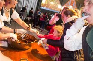 El chocolate de fiesta en Villa General Belgrano