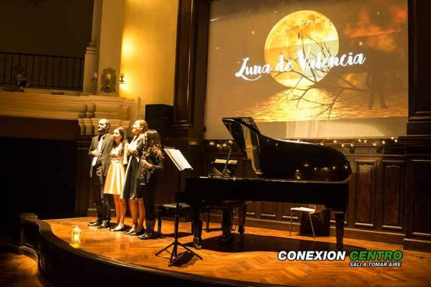 Música inspirada en la Luna