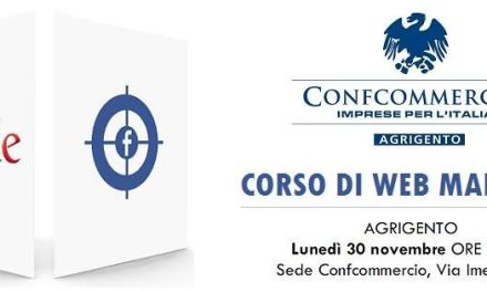 Corso Web Marketing