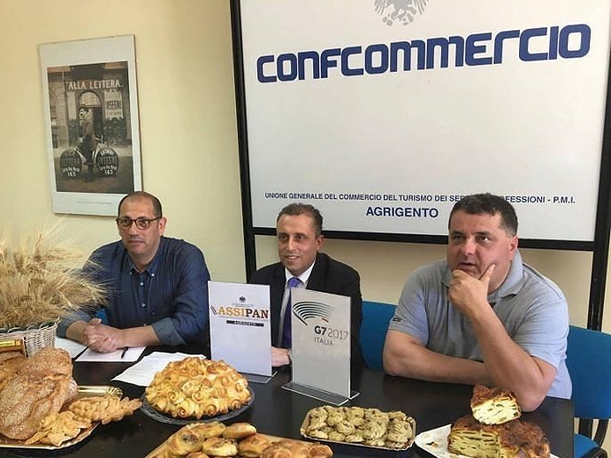 Assemblea dei panificatori nella sede di Confcommercio Agrigento domenica 21