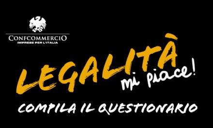 Legalità, mi piace: compila il questionario