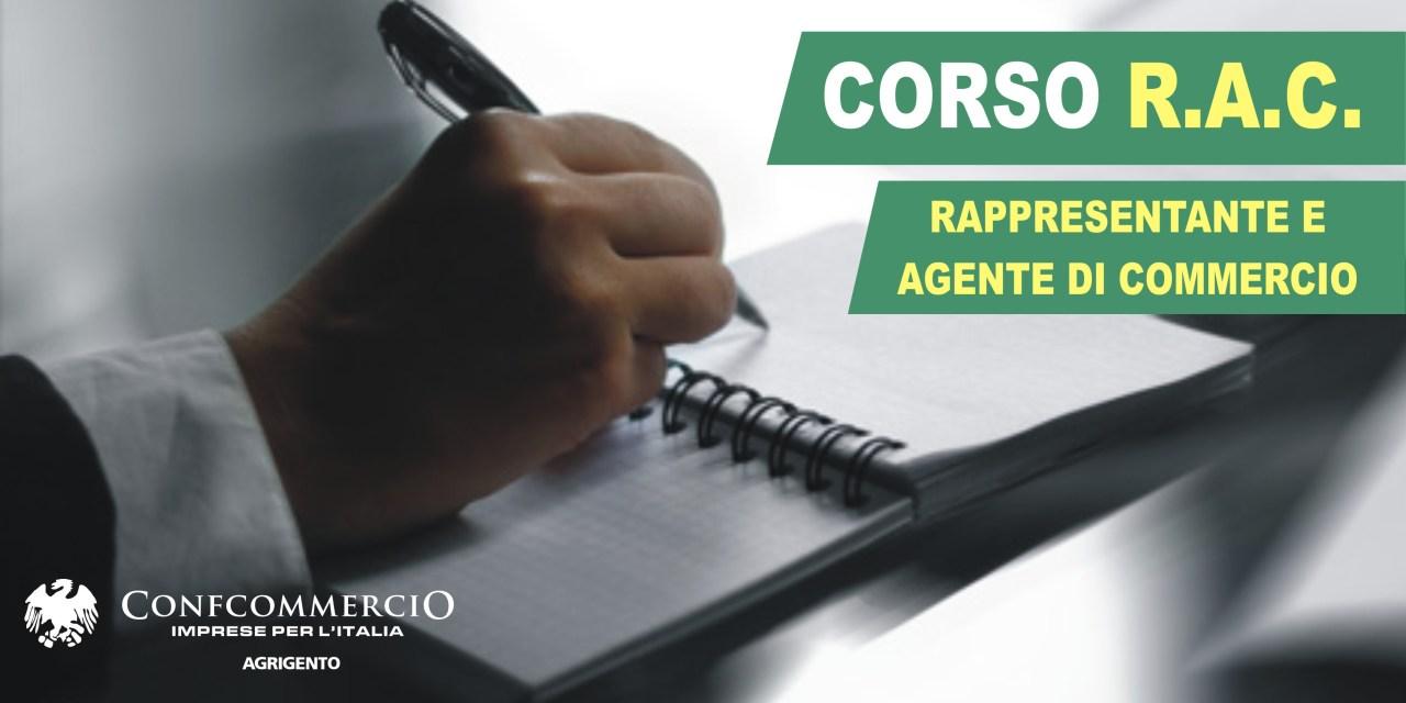 Corso di Formazione abilitante per Rappresentante e Agente di Commercio