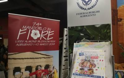 Confcommercio Agrigento, pienone presenze stand a Bit 2019