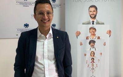 Calogero Niesi confermato presidente Giovani Imprenditori di Confcommercio della provincia di Agrigento. Donne le due vicepresidenti.