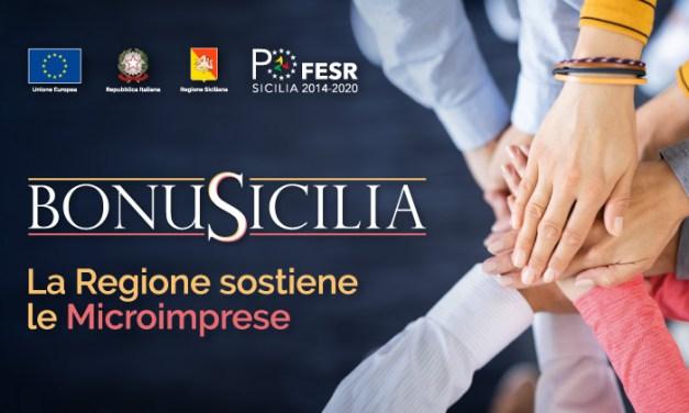 Bonus Sicilia: riparte il fondo perduto per le microimprese danneggiate dal lockdown