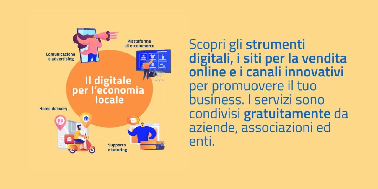 """""""Vicini e connessi"""" – Il digitale alleato dei pubblici esercizi: webinar mercoledì 10 febbraio"""