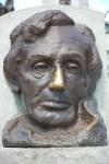 Lincolns nose 1 STUCKATTHEAIRPORT dot COM