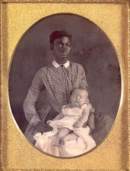 """Mammy & Child"" (Library of Congress)"