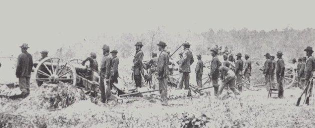 First Colorado Volunteers