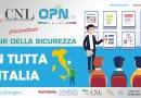 TOUR DELLA SICUREZZA CNL- OPN: Si è svolto a Velletri il primo convegno