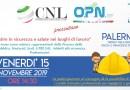 """COMUNICATO STAMPA: Seconda tappa del """"TOUR DELLA SICUREZZA CNL-OPN"""" il 15 novembre a Palermo"""