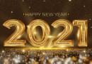 Tanti auguri di buon anno dal Presidente Antonio Michele Eramo