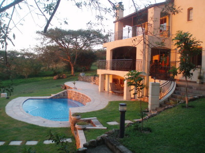 Eco-Eden Bush Lodge Conference Venue Mbombela
