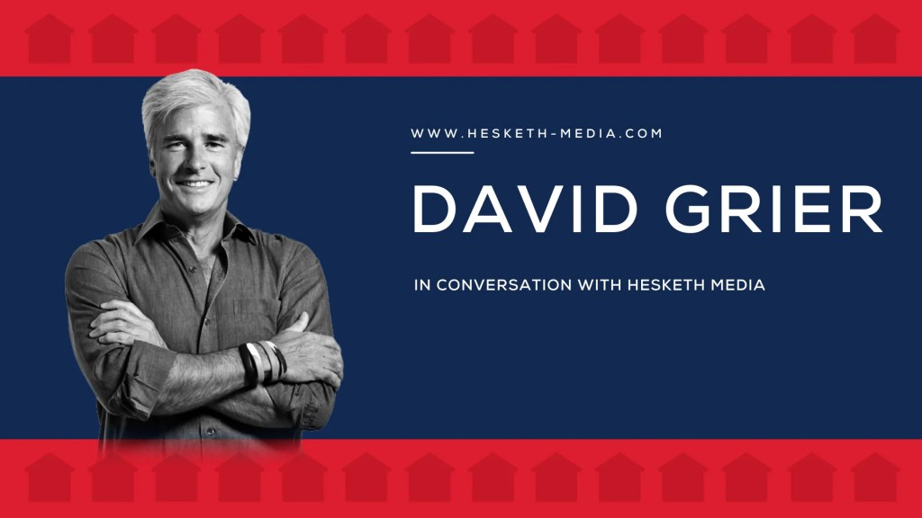 In Conversation with David Grier