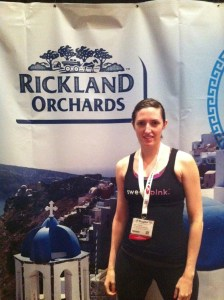 BlogHer 2012 Day 2: Sweating Pink and Sarabeth's