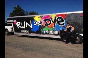 Run or Dye Halifax 2013