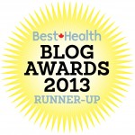 Blog Awards Logo Runner-Up