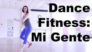 Mi Gente Choreography
