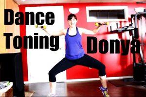 Dance Toning: Donya
