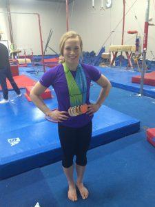 How to Stay Focused Like Pan Am Gold Medal Winner Ellie Black