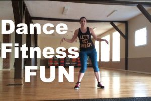 "Fitness Friday: Dance Fitness ""Fun"""