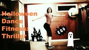 Halloween Dance Fitness: Thriller