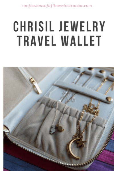 ChrisiL Jewelry Travel Wallet