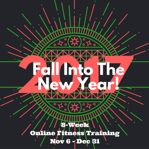 Fall Into The New Year Online Training Program