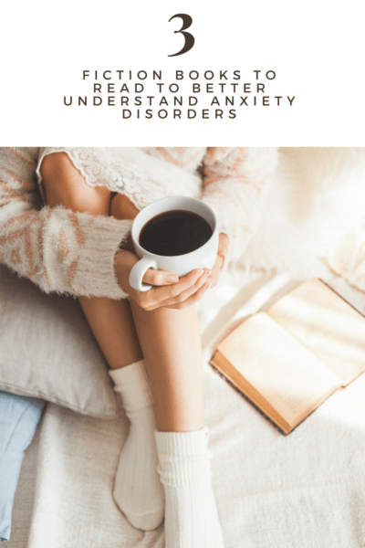Struggling to understand what is going on inside the minds of friends or family memebers with anxiety disorders? These three novels offer wonderful insight that will help you better understand them