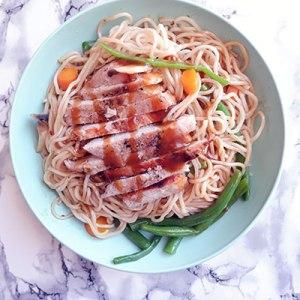 Quick Noodle Bowl