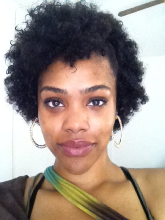 Same Girl   Natural Hair: Melanie - Confessions Of A Glam