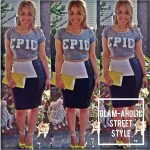 Glam-Aholic Street Style: Aldys From Long Island