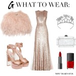 What To Wear: New Year's Eve Celebration