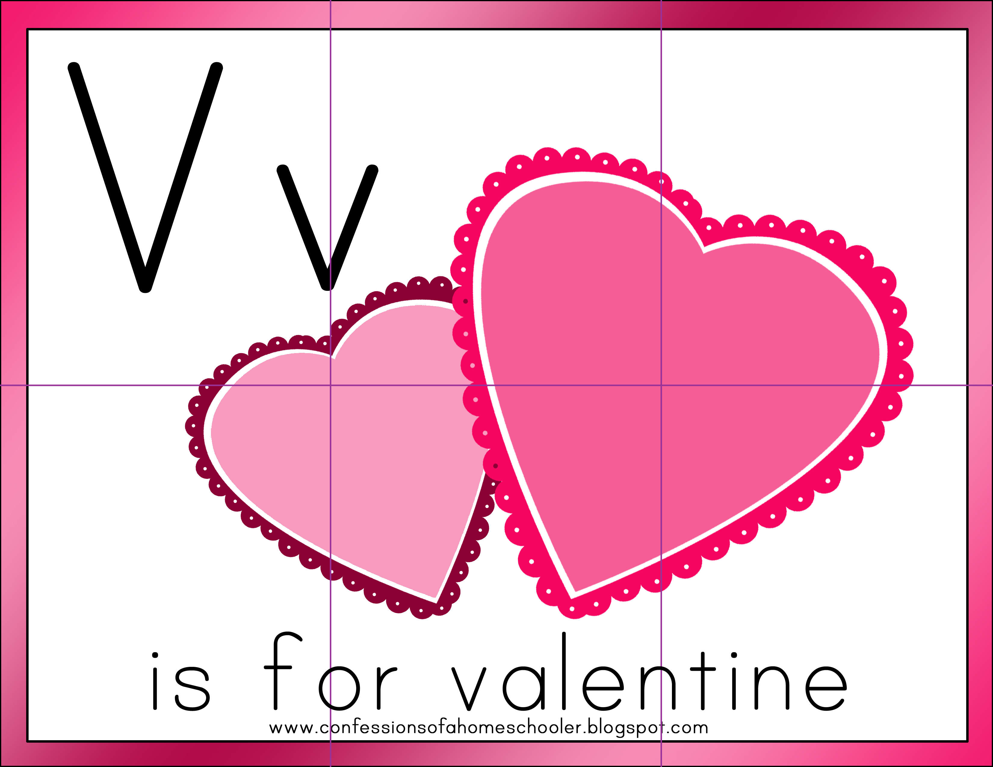 Valentine S Day Preschool Activities Amp Printables
