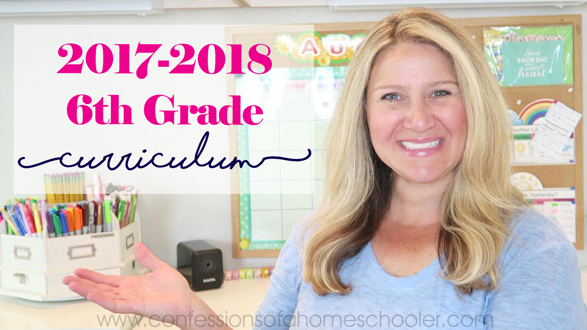 6th Grade Homeschool Curriculum Picks